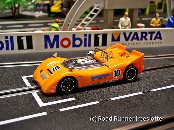 CanAm '68, Strombecker Lola-Chevrolet T160