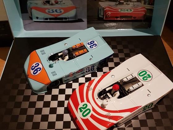 NSR Porsche 908/3 Targa Florio 1970 #20 #36