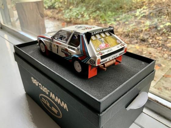 SRC Lancia Hinten