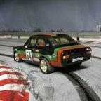 Ford Escort MK 1 DRM Castrol schwarz