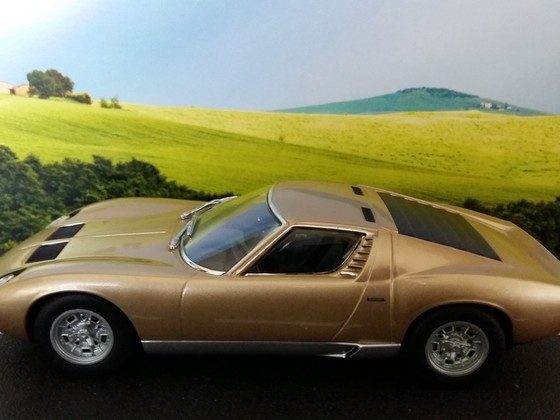 Autoart Lamborghini Miura