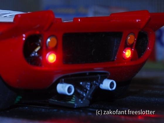 Carrera 124 Ferrari 512S getunt/abgespeckt
