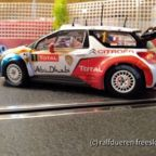 Citroen DS 2 WRC Abu Dhabi