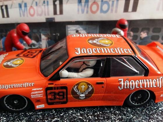 Scalextric BMW M3 DTM Mario Ketterer