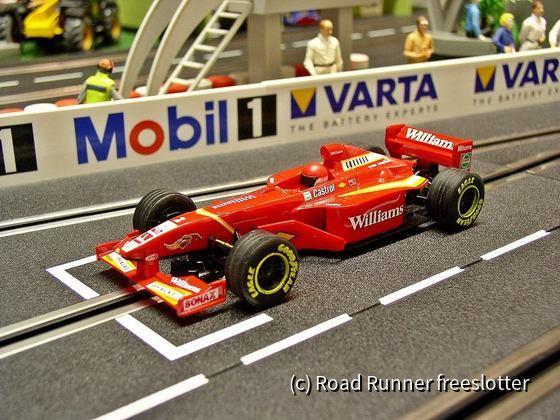 F1'98, Scalextric Williams Mecachrome FW20, Heinz-Harald Frentzen