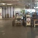 250 Porsche Museum Werkstatt