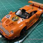 01 - BRM Porsche GT Jaegermeister No_17 (Orange Kit)