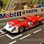 Proto Slot Alfa Romeo 33/3 Coda Lunga, Le Mans 1970