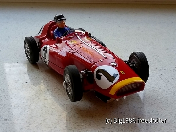 Ferrari Supersqualo 555 - Mike Hawthorn