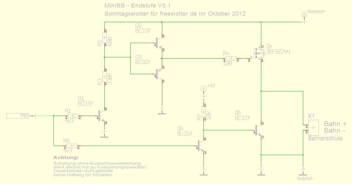 M8BlackB: Projekt Eigenbau MiniBB - Digital Inside - freeslotter
