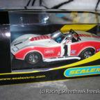 Scalextric Corvette C3 Cabrio #1