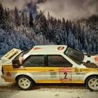 Snow SCX Audi Quattro #2