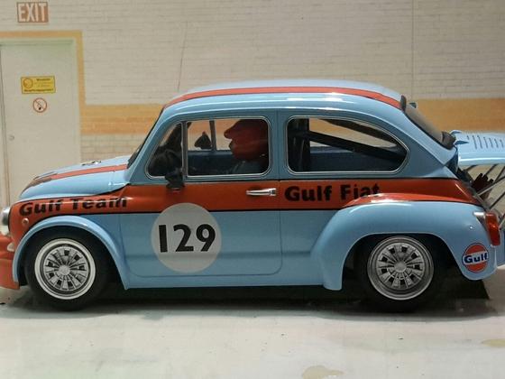 Fiat Abarth Gulf 02