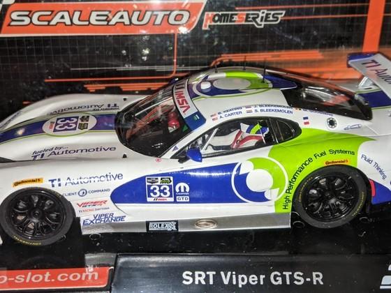 Scaleauto SRT Viper GTS-R #33 1/32
