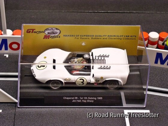 USRRC '65, GTM Chaparral 2B, 12h Sebring, Jim Hall