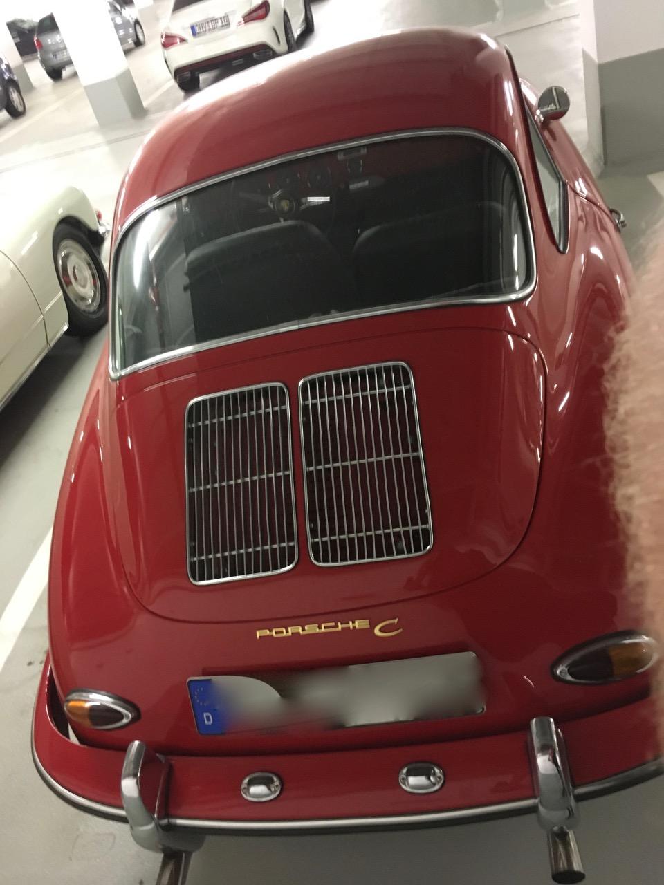 Porsche C 4