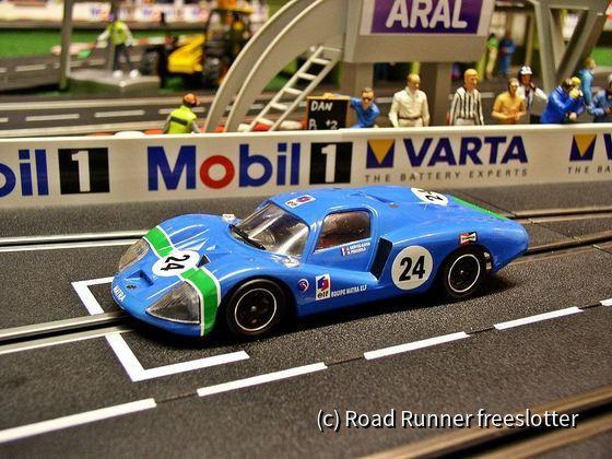 GAMA, Matra-Simca MS 630, Le Mans 1968