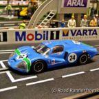 1968, GAMA, Matra-Simca MS 630, Le Mans 1968
