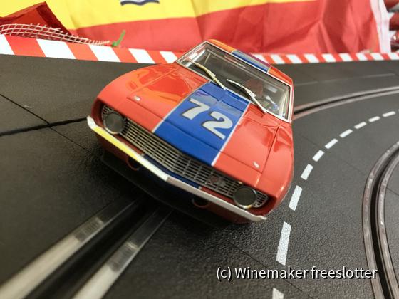 BRM Camaro #72 a