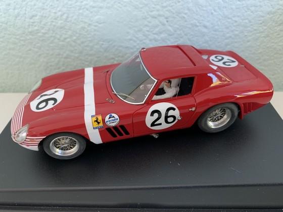 Silverline Ferrari 250GTO64 N.A.R.T. Le Mans 1965