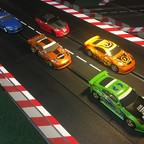 Scalextric Driftcars