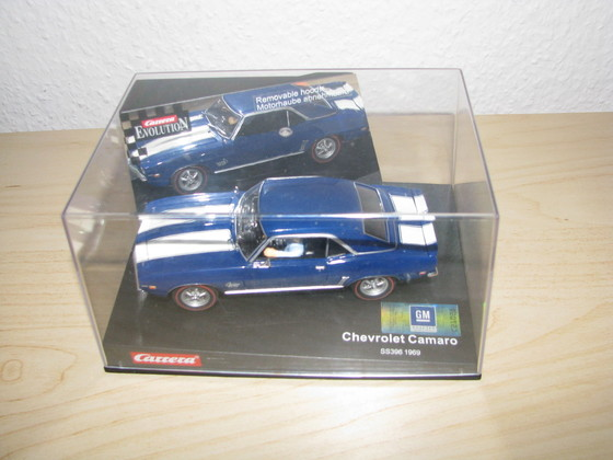 Carrera 25464 Chevy Camaro SS396 '69