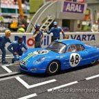LeMans'63, Proto Slot Alpine M63