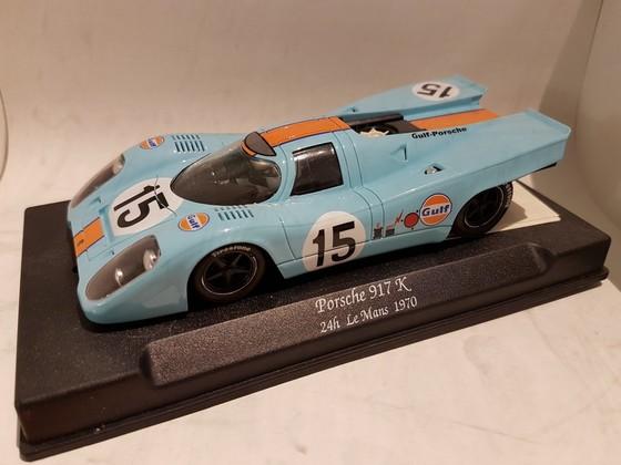 NSR Porsche 917K GULF 12h Sebring 1970 #15