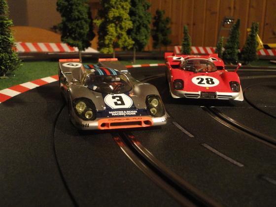 Essling Raceway