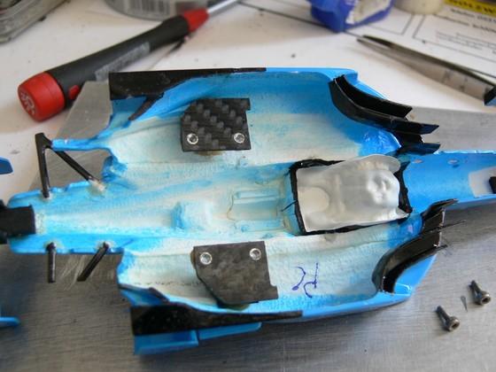 Aufbau eines Reynard