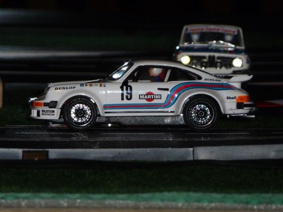 Ninco Porsche 934 Martini & BMW 2002
