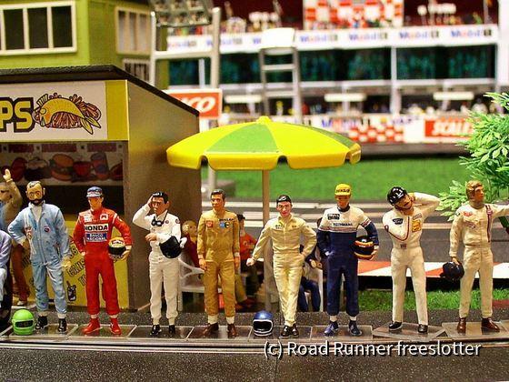 Vestring Racing Circuit - we are Legends, 1/32 Drivers