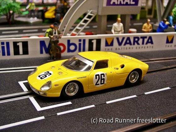 Racer Ferrari 250LM, Le Mans 1965