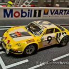 Team Slot, Alpine A110, Rallye Catalunya 1974