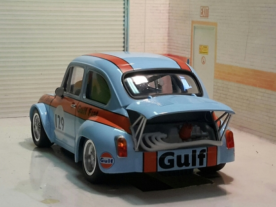 Fiat Abarth Gulf 04