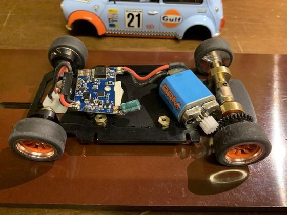 BRM Mini digitalisiert