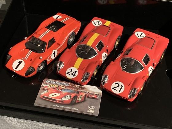 Scalextric Le Mans 1967