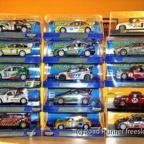 VRC&G Rallye Cars, Part 1