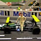 F1 '69, Scalextric Brabham BT26a, Spanish GP, Jacky Ickx