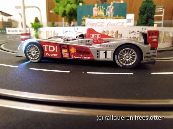 Audi R10 TDI Nr. 1