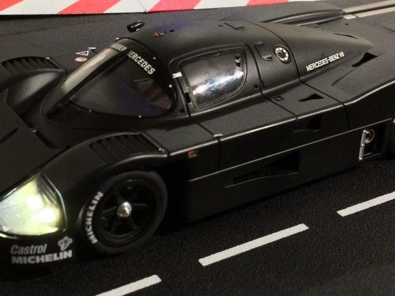 124 BRM Mercedes C-9 Black Edition
