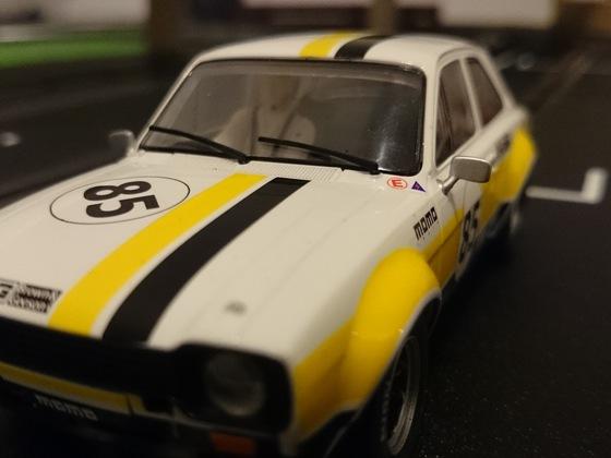 Scalextric Ford Escort Mk1