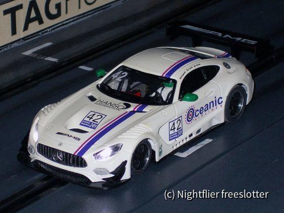 AMG GT3 #42