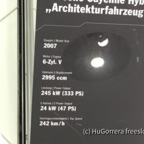 162 Porsche Cayenne Hybrid Architekturfahrzeug