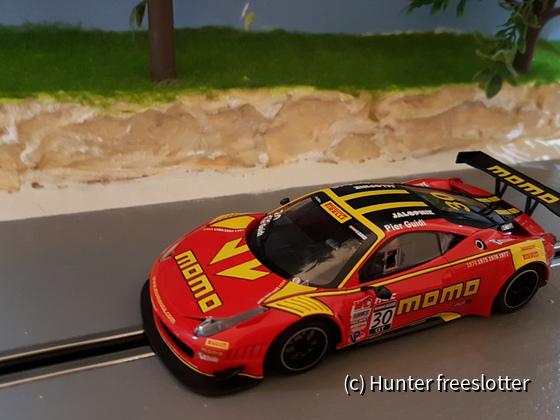 ASRC BlackArrow GT3 Italia No30