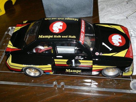 Zakspeed Ford Escort MKII  DRM aus dem Jahr 1977