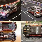 AutoArt Peugeot 206, WRC2002
