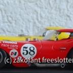carrera 124 Cheetah-Umbau