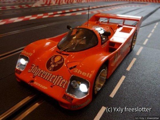 Porsche Jägertee 962