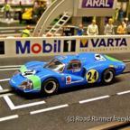 1968, Le Mans Miniatures, Matra-Simca MS 630, Le Mans 1968